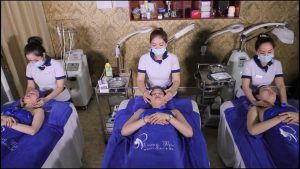 Trị mụn tại Dr. Phương Thảo Beauty Clinic & Spa