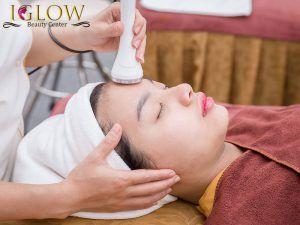 Spa trị mụn ở Phú Nhuận IGlow Beauty Center