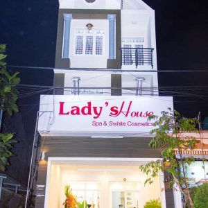 Spa trị mụn ở Bình Dương Lady's House