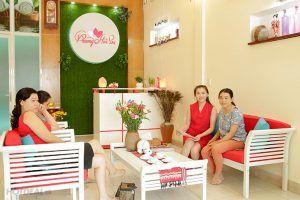 Spa Phương Hoa chuyên trị mụn