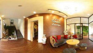 Không gian làm đẹp tại spa trị mụn ở quận 11 Zen Spa