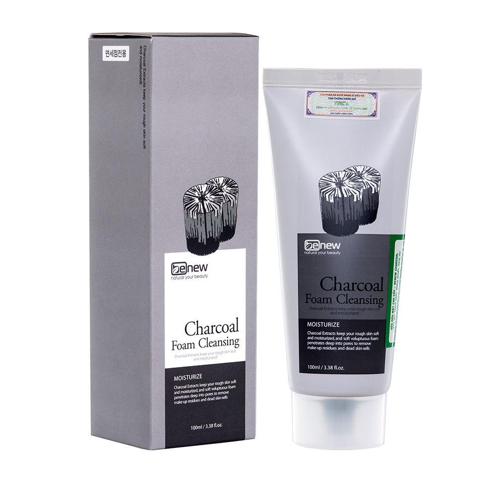 BENEW - Sửa rửa mặt than hoạt tính tốt nhất hiện nay