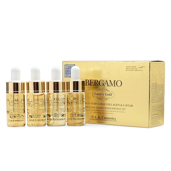 Bergamo - Thuốc trị mụn serum tốt nhất hiện nay