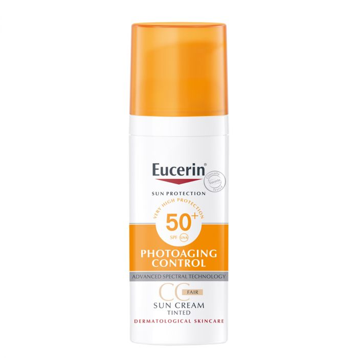 Eucerin - Kem chống nắng cho da mụn hiệu quả