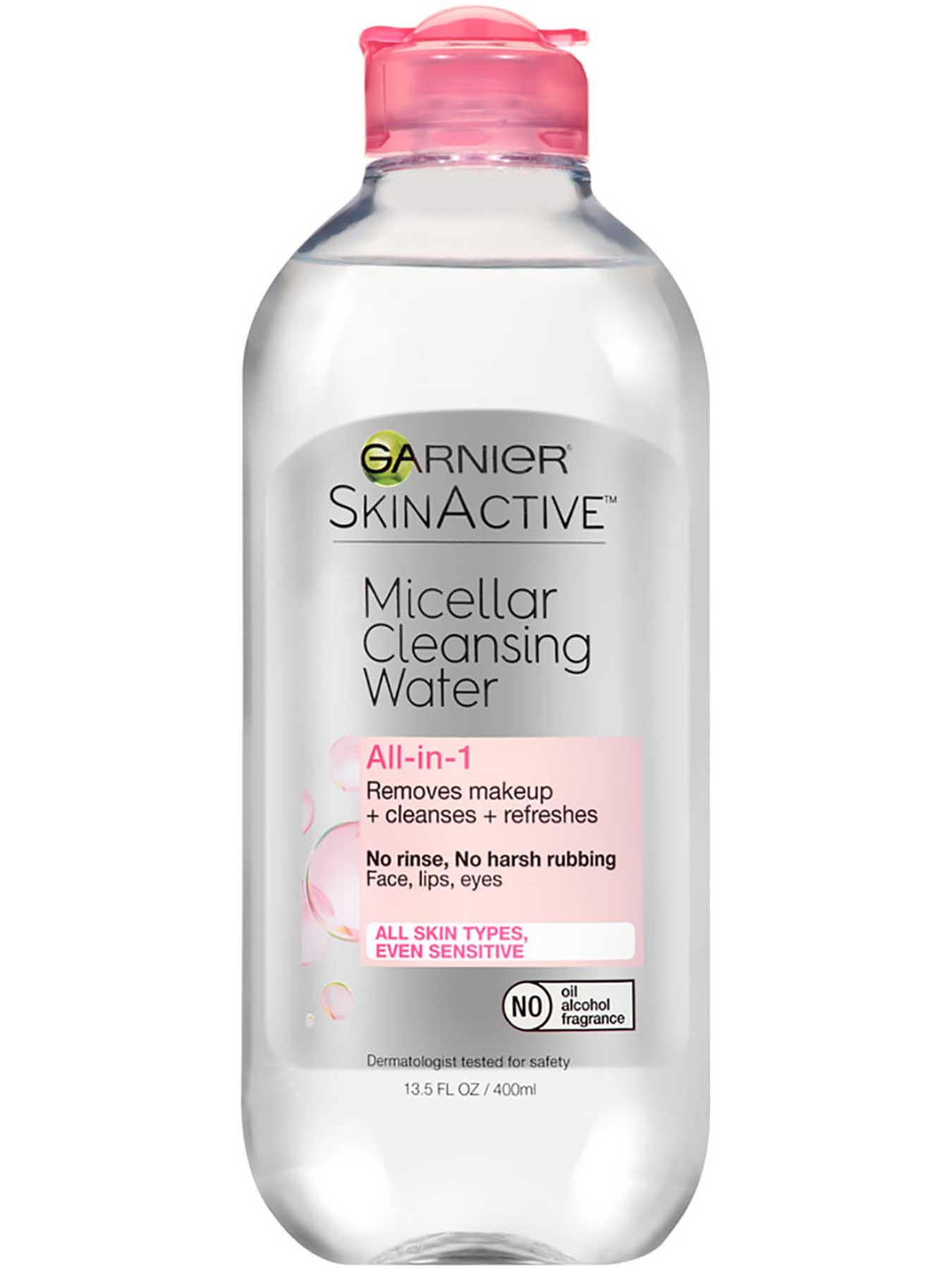 Nước tẩy trang Garnier Skin Active Micellar Cleansing Water All In 1