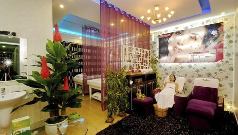 Lyzs spa - Địa chỉ triệt lông uy tín ở nha trang