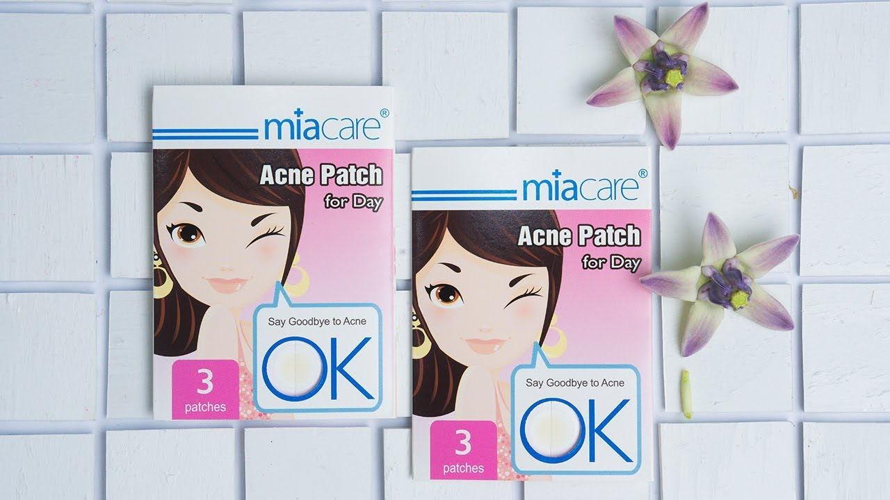 Miacare - Miếng dán mụn hiệu quả nhất hiện nay