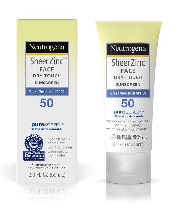Neutrogena - Kem chống nắng cho nam tốt nhất hiện nay