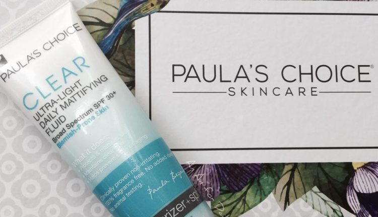 Paula's Choice - Kem chống nắng cho da mụn hiệu quả