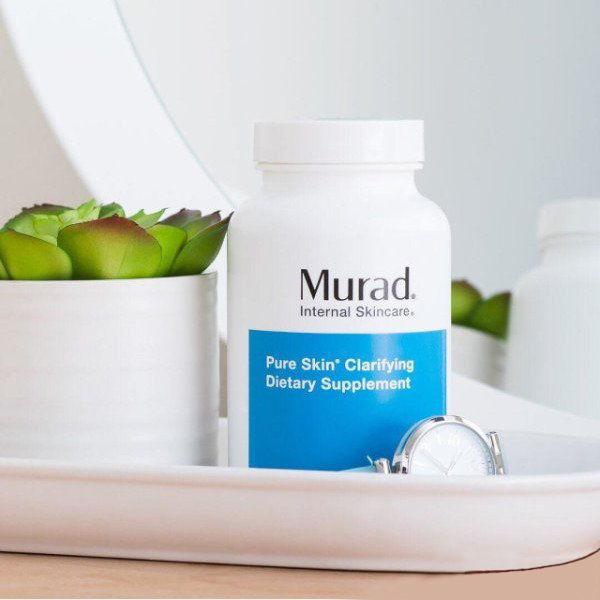 Pure Skin - Thuốc trị mụn nội tiết an toàn