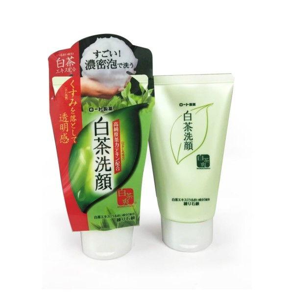 Shirochasou - Sửa rửa mặt tạo bọt tốt nhất hiện nay