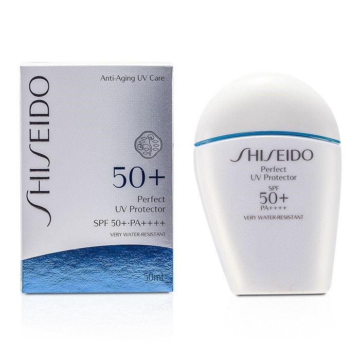 Shiseido - Kem chống nắng vật lý tốt nhất hiện nay