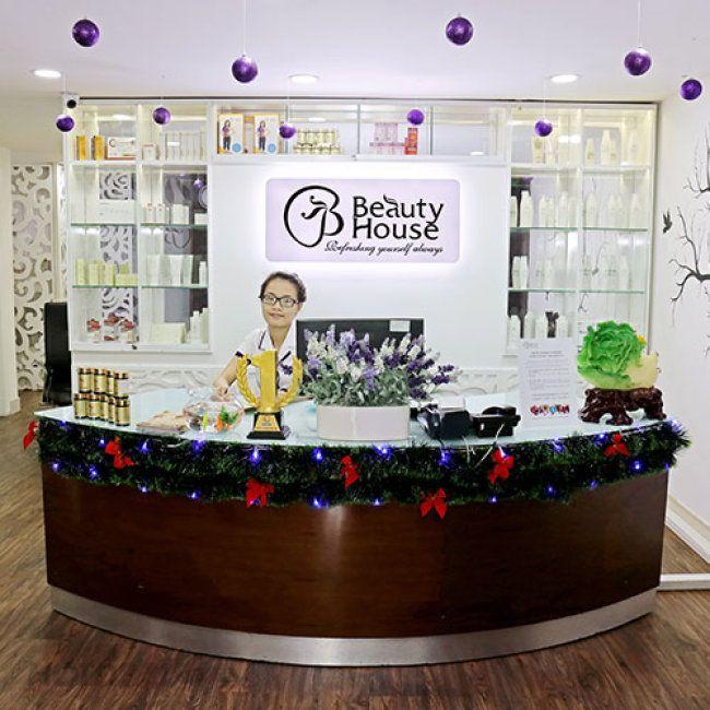 Beauty  House Spa - Địa chỉ thẩm mỹ uy tín tại quận Bình Thạnh