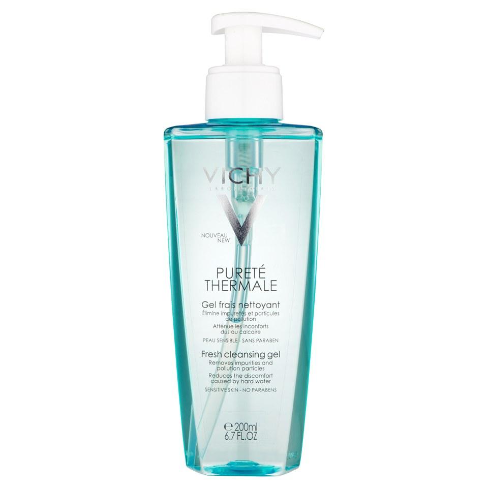 Vichy Purete - Sửa rửa mặt cho da hỗn hợp