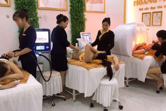 Hoàng My Spa - Địa chỉ triệt lông an toàn nhất tại Bình Tân