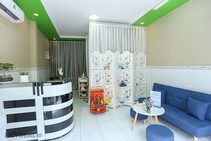 Huỳnh Thúy Spa - Địa chỉ triệt lông an toàn nhất tại Nhà Bè