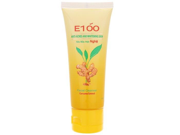 e100 - Sửa rửa mặt nghệ tốt nhất hiện nay