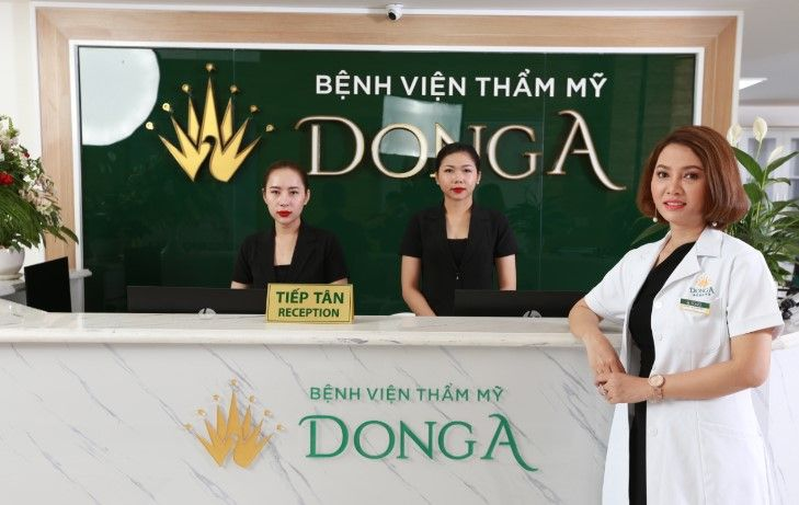 Thẩm mỹ viện Đông Á - Địa chỉ làm đẹp uy tín ở Đà Nẵng