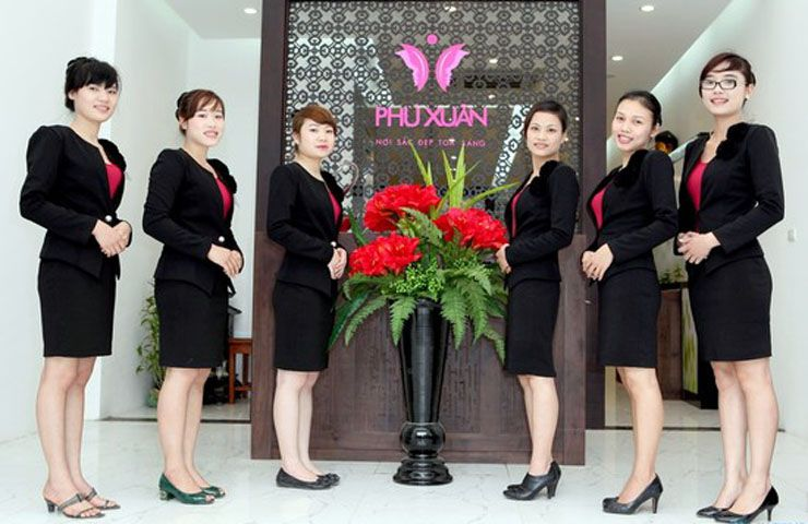TMV Phú Xuân - Địa chỉ triệt lông uy tín ở Hà Nội
