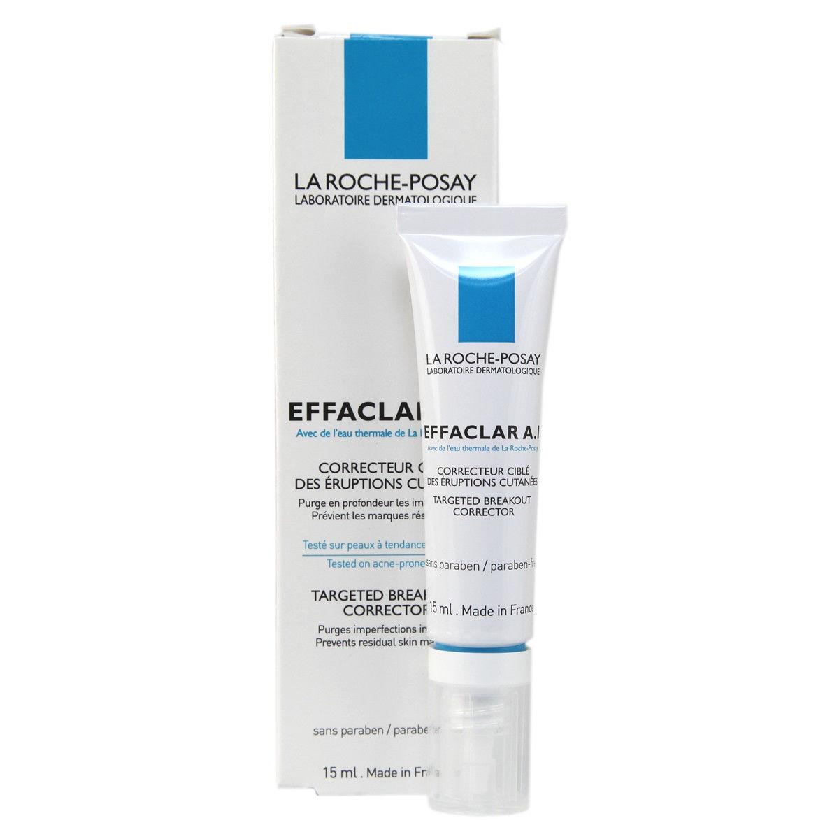 Kem trị mụn chuyên biệt cho nam LA ROCHE-POSAY EFFACLAR A.L