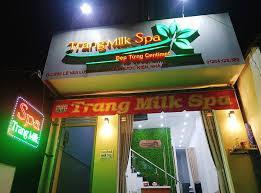 Trang Milk Spa - Địa chỉ triệt lông an toàn nhất tại Nhà Bè