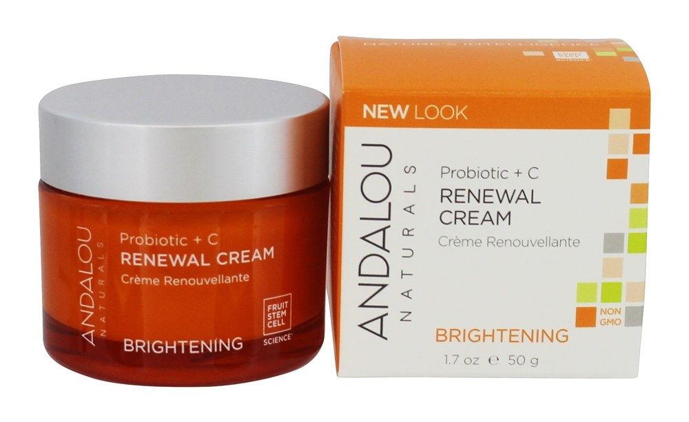 Andalou Brightening - Kem dưỡng da cho bà bầu tốt nhất hiện nay