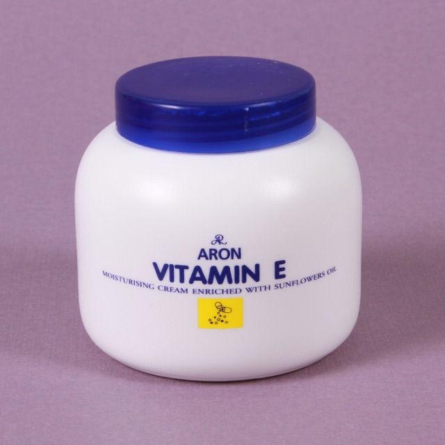 Aron - Kem dưỡng da vitamin E tốt nhất hiện nay