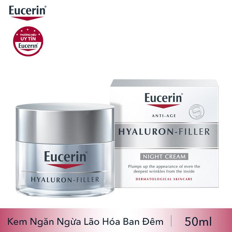 Eucerin - Kem chống lão hóa tốt nhất hiện nay