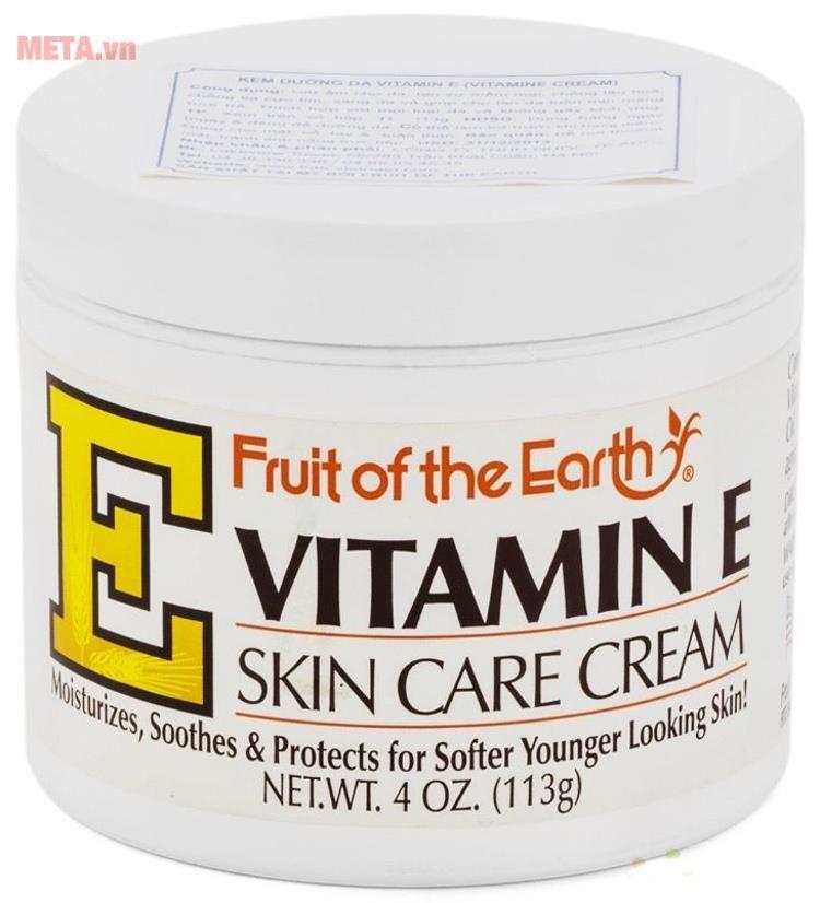 Fruit Of The Earth - Kem dưỡng da vitamin E tốt nhất hiện nay