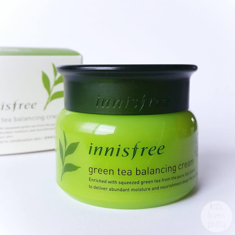 Innisfree - Kem dưỡng da mặt tốt nhất hiện nay