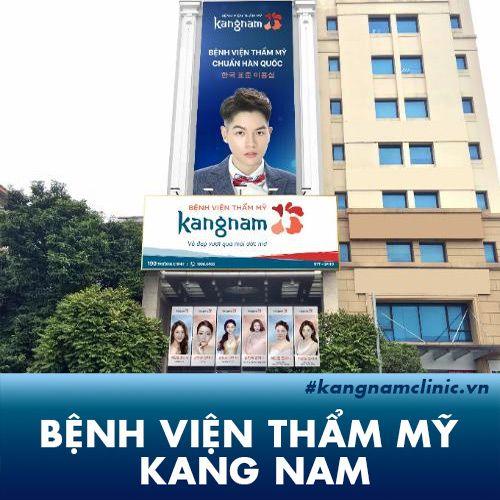 Thẩm mỹ viện KangNam - Đia chỉ thẩm mỹ uy tín ở Hà Nội