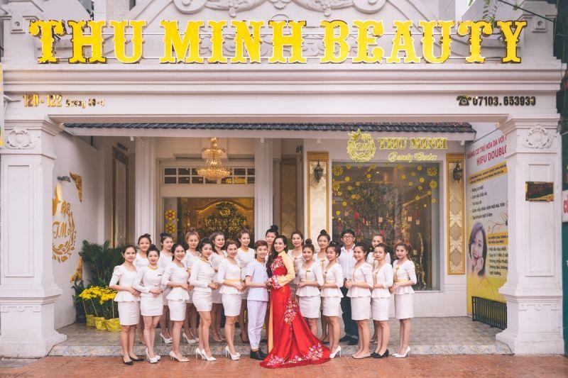 TMV Thu Minh - Địa chỉ làm đẹp uy tín cần thơ