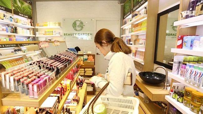 Beauty Garden là Top 10 địa điểm bán mỹ phẩm Hàn Quốc chính hãng tại TPHCM