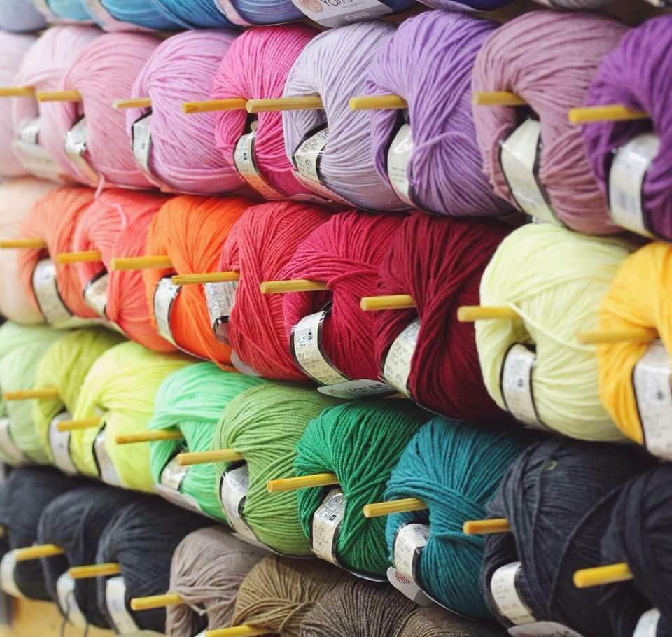 Cửa hàng len sợi Sài Gòn
