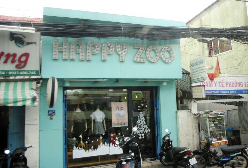 Happy Zoo Store