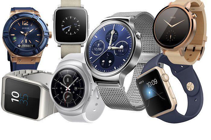 Minh Tân có đa dạng các dòng đồng hồ Smartwatch