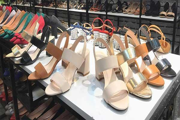 shop bán giày cao gót nổi tiếng tại Hồ Chí minh