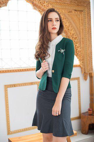 Châu Nhi Linh shop - Shop Bán Vest Nữ Online