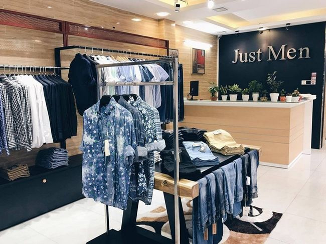 Just men Shop