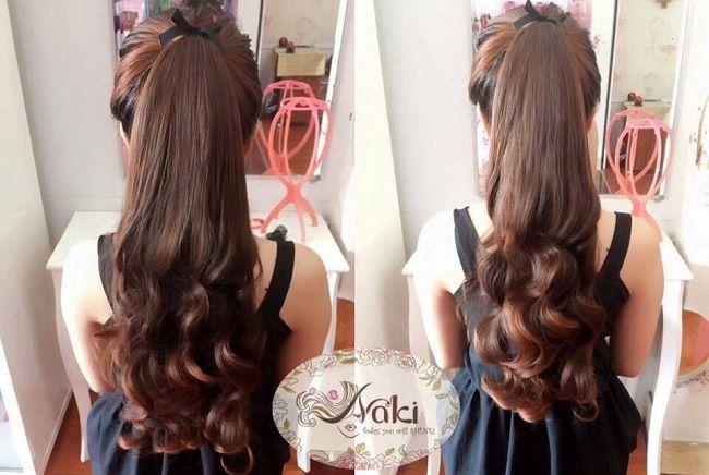Naki Beauty là Top 10 Cửa hàng bán tóc giả ở TP.HCM chất lượng và uy tín nhất