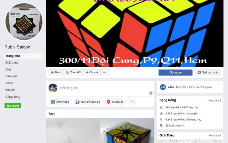 Rubik Sài Gòn