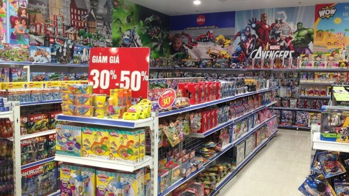 Top 10 shop bán đồ chơi trẻ em giá rẻ - an toàn nhất TP Hồ Chí Minh - Trang vàng doanh nghiệp