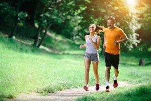 Chạy bộ mang lại nhiều hiệu quả bất ngờ