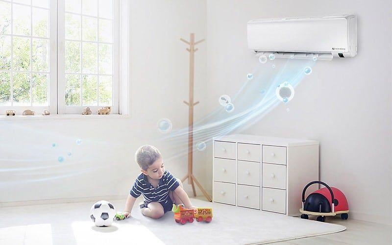 sửa máy lạnh quận Phú nhuận tại nhà