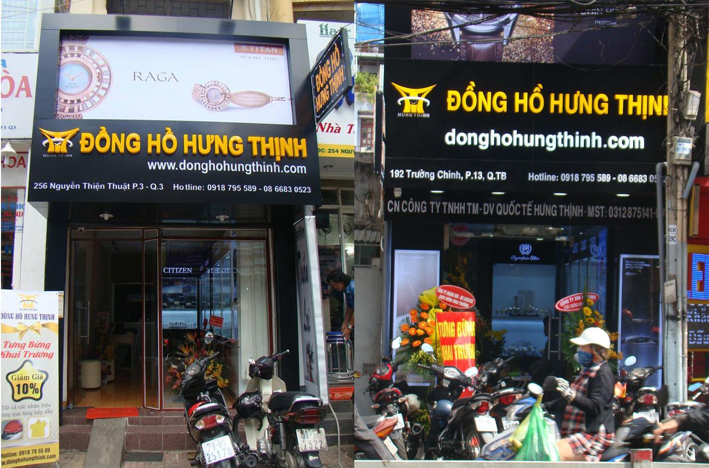 Shop đồng hồ Hưng Thịnh